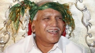 B S Yeddyurappa appointed BJP chief of Karnataka