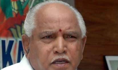 Split in Congress due to infighting: B S Yeddyurappa