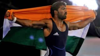 In a series of tweets, Olympic icon Yogeshwar Dutt slams Salman Khan after the actor's appointment as goodwill ambassador for Rio