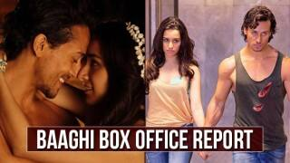 Baaghi box office report: Tiger Shroff and Shraddha Kapoor starrer mints Rs 55 crore!
