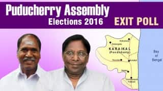 Puducherry Assembly Elections 2016 Exit Poll Results: Congress-DMK alliance to win 14 seats in Puducherry, predicts CVoter exit poll
