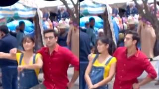 OMG! Ranbir Kapoor and Katrina Kaif spotted dancing together post break-up!