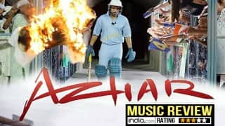 Azhar music review: This Emraan Hashmi starrer presents a mixed bag!