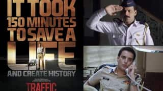 Traffic movie review: Manoj Bajpayee and Jimmy Sheirgill deliver flawless performance in this intriguing film!