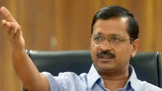 AAP chief Arvind Kejriwal releases draft Bill on statehood for Delhi
