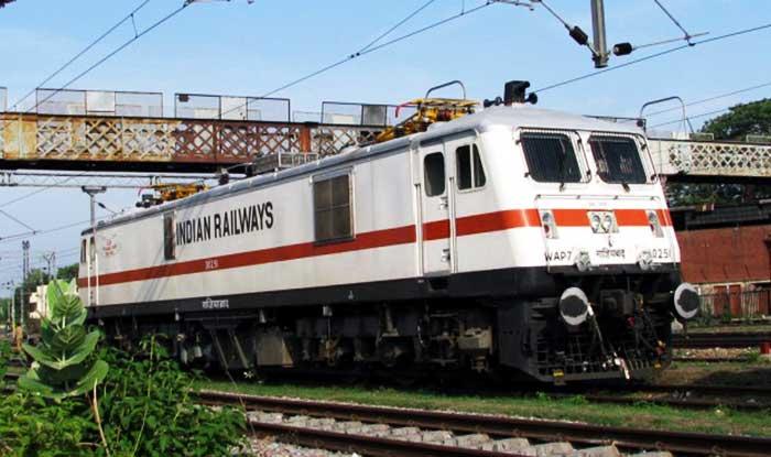 High Speed Locomotive