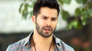 What is Varun Dhawan's biggest fear?