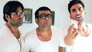 Akshay Kumar, Suneil Shetty and Paresh Rawal team up for Hera Pheri 3?