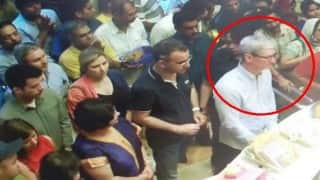 Tim Cook visits Siddhivinayak temple, reminds us of Steve Jobs Kainchi Dham tryst