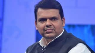 Opposition targets Devendra Fadnavis over 'water wastage' during drought