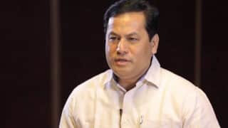 BJP Party meet today to elect Sarbananda Sonowal as its leader