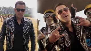 Sultan Song 440 Volt: Salman Khan's never seen before electrifying first look from the peppy song is here! (Video)