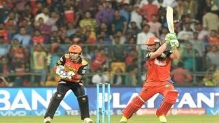 RCB पर हैदराबाद की हुई शानदार जीत