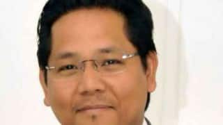 Tura Lok Sabha bypoll: Conrad Sangma leading by over 1 lakh votes