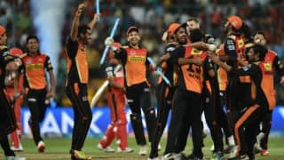 IPL 2016 Final: SRH beat RCB by 8 runs [In Pictures]