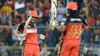 VIDEO: When Virat Kohli & Chris Gayle performed the 'bhangra'