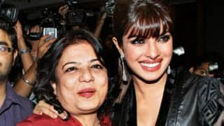 Priyanka Chopra to mom: You are my rock through everything