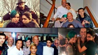 Deepika Padukone bonds with her XXX co-star Vin Diesel forever?