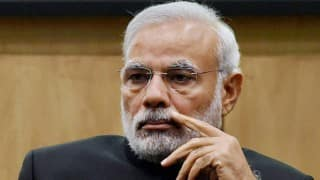 Narendra Modi rated as best Prime Minster so far; NDA to win 342 seats if elections were held today