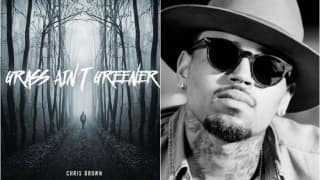 Listen to Chris Brown's brand new single Grass Ain't Greener on his 27th birthday!