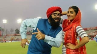 Danny Morrison gets support after donning turban and beard during IPL
