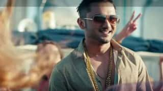 Revealed! Yo Yo Honey Singh was asked to stay away from sharp objects!