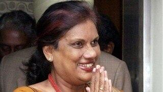 Former Sri Lankan President Chandrika Kumaratunga to attend UNGA session on peace, security
