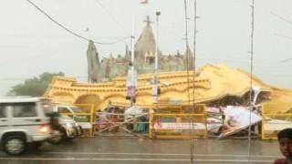सिंहस्थ के दौरान उज्जैन में हुई भारी बारिश, 6 लोगों की मौत और 50 से ज्यादा हुए घायल