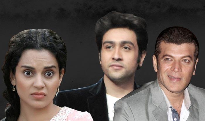 Kangana Ranaut Referred To Aditya Pancholi As Her Father Adhyayan Suman