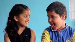 Celebrating the birth of a boy vs a girl... How do you think Indians react?