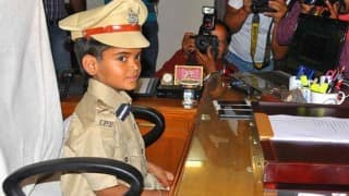 11-year Boy who was Jaipur Police Commissioner for a day dies of kidney disorder