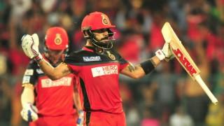 Virat Kohli breaks Chris Gayle's record of most runs in a single season of IPL