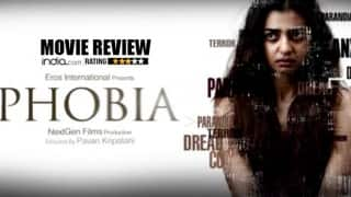 Phobia movie review: Radhika Apte outlives expectations; delivers career-best performance