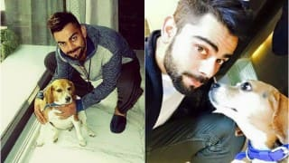 Virat Kohli's unconditional love for his pet Bruno will melt your heart! View pics