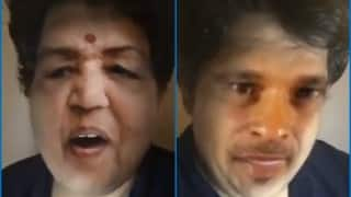 AIB's Tanmay Bhatt morphs into Sachin Tendulkar & Lata Mangeshkar. What happens will leave you in splits