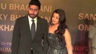 Sarbjit premiere: Was Aishwarya Rai Bachchan really ill-treated by Abhishek Bachchan? (Watch video)