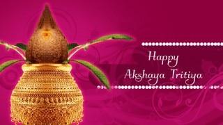 Happy Akshaya Tritiya 2016 Wishes: Best Akshaya Tritiya SMS Messages, WhatsApp & Facebook Quotes to send Akha Teej greetings!