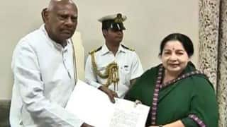 Jayalalithaa to take oath as Tamil Nadu Chief Minister: Here is complete list of 28 Ministers in Amma's Cabinet!