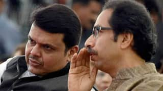 Pre-poll alliance: BJP demands 105 seats,Shiv Sena unwilling to hand over 95 in Maharashtra municipal council elections