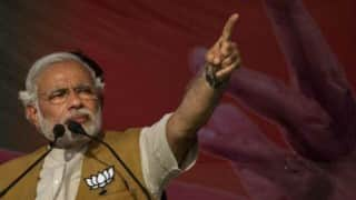 Narendra Modi magic continues; Prime Minister's approval rating comes down but still high at 74 per cent