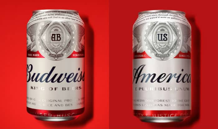 Bud Becomes Wiser Names Brand America Ahead Of Us