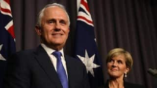 Australia PM Malcolm Turnbull calls election for July 2