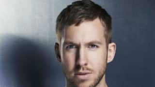 Calvin Harris feeling 'lucky' after accident
