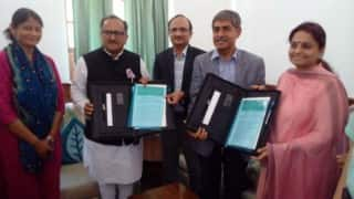 MoU signed for setting up of IIT in Jammu