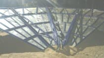 """Shocking! """"Disco Giant Wheel"""" ride collapses in Kishkinta Theme Park (Watch video)"""