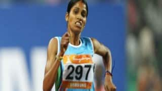 National record has come at right time: Sudha Singh