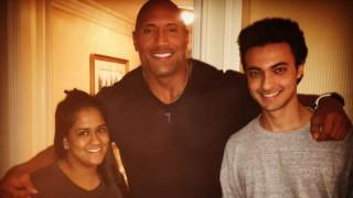 Thank you Priyanka Chopra: Arpita Khan post meeting Dwayne Johnson