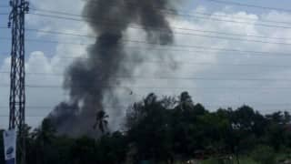 Blast in Dombivli chemical factory: 3 feared dead, 8 fire tenders at spot to douse ranging fire