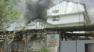 Mumbai: Major fire breaks out after blast in chemical factory, 3 dead