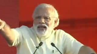 Government doctors retirement age to be raised to 65: Narendra Modi